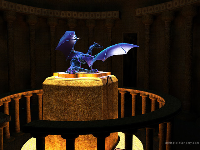 Court of the Azure Dragon