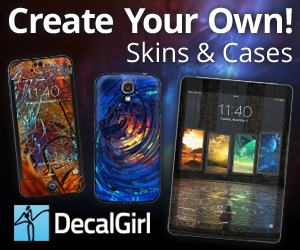 Create Your Own Cases and Skins with DecalGirl