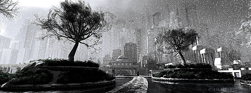 Gotham Garden (Winter) (2011)