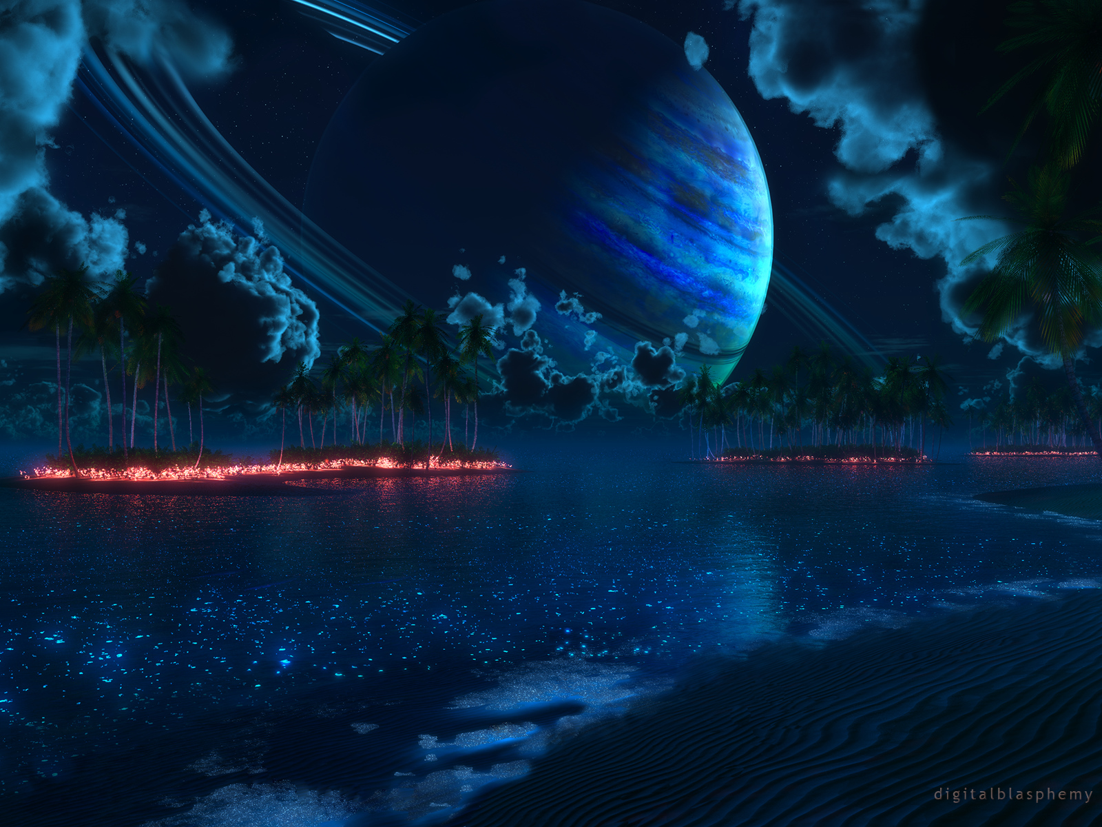 Digital PlanetScapes (page 2) - Pics about space